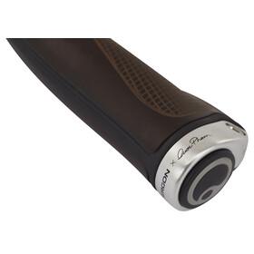Ergon GP1 Griffe BioLeder Rohloff/Nexus braun/silber